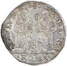 1 Giulio - Clement VII – reverse