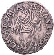 1 Giulio - Paul IV – reverse