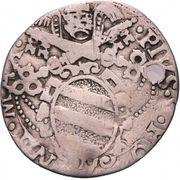 1 Giulio - Pius V – obverse
