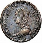 5 Baiocchi - Pius VI – reverse