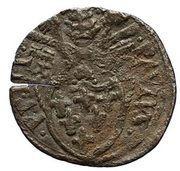 1 Quattrino - Paolo III – obverse