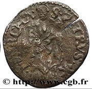 1 Quattrino - Paolo III – reverse