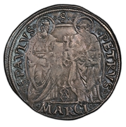 1 Grosso - Alexander VI – obverse