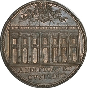 Medal - Innocent X (Capitoline Palace) – reverse