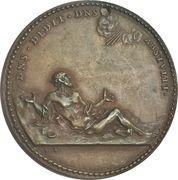 Medal - John XXII (Patriarchic restitution) – reverse