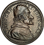 Medal - Pope Innocent XI (Election to the pontificate) – obverse