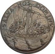 Medal - Clement VIII (Salva nos domine) – reverse
