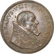 Medal - Pope Urban VIII (Salva nos domine) – obverse