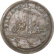 Medal - Pope Urban VIII (Salva nos domine) – reverse