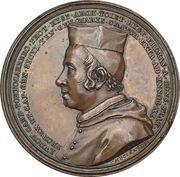 Medal - Tribute to Ludovico Fernandez Portocarrero – obverse