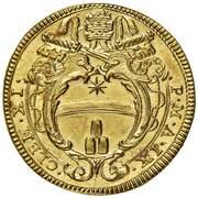2 Scudi d'Oro - Clemente XI – obverse