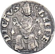 1 Grosso - Benedict XII – obverse