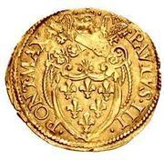 1 Scudo d'Oro - Paul III – obverse