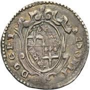 1 Giulio - Paul V -  reverse