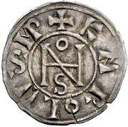 1 Denaro - Giovanni VIII – obverse
