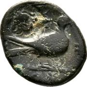 Bronze Æ15 - Timocharis – reverse