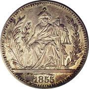 10 Reales (Silver Pattern) – reverse