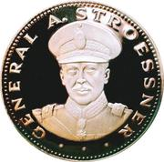 150 Guaraníes (General Alfredo Stroessner) -  reverse
