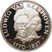 150 Guaraníes (Ludwig van Beethoven) -  reverse