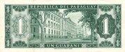 1 Guaraní – reverse