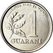 1 Guaraní (FAO) -  obverse
