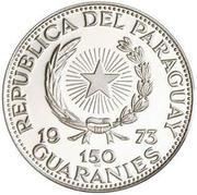 150 Guaraníes (Albrecht Dürer) -  obverse