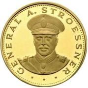 4500 Guaraníes (General Alfredo Stroessner) -  reverse