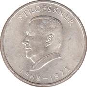 300 Guaraníes (4th Term of President Stroessner) -  reverse