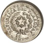 5 Centavos (Silver Pattern) – obverse