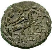 Bronze Æ22 – reverse