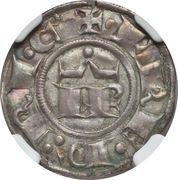 1 Grosso - Federico II – obverse