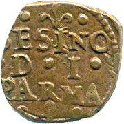 1 Sesino - Francesco Farnese – reverse