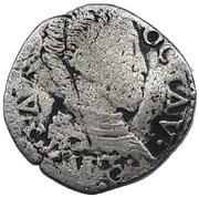1 Parpagliola - Ottavio Farnese – obverse