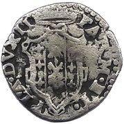 1 Parpagliola - Ottavio Farnese – reverse