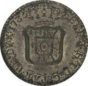 5 Soldi - Ferdinando di Borbone – obverse