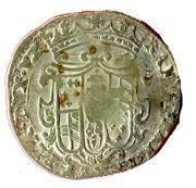 10 Soldi - Ranuccio II Farnese – obverse