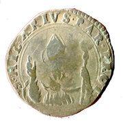 10 Soldi - Ranuccio II Farnese – reverse