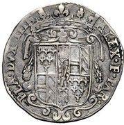 20 Soldi - Alessandro Farnese -  obverse