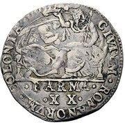 20 Soldi - Alessandro Farnese – reverse