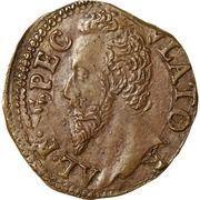 2 Quattrini - Alessandro Farnese – obverse