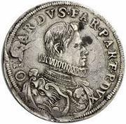 1 Scudo - Odardo Farnese – obverse
