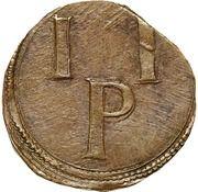 2 Quattrini - Alessandro Farnese – reverse