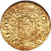 1 Scudo d'Oro - Ottavio Farnese – obverse