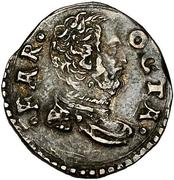 1 Sesino - Ottavio Farnese -  obverse