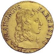 1 Doppia - Francesco Farnese I – obverse