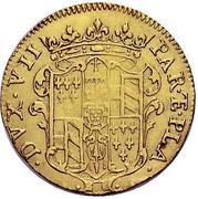 1 Doppia - Francesco Farnese I – reverse