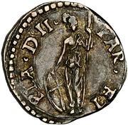 1 Sesino - Ottavio Farnese -  reverse