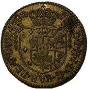 10 Soldi Ferdinando I di Borbone Parma – obverse