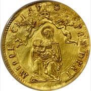 6 Doppie - Odardo Farnese – reverse
