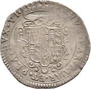 1 Quarantano - Ranuccio II Farnese – obverse